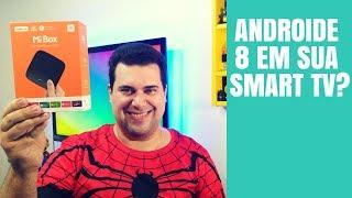 Sua Smart TV com Android Oreo?