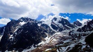Шымбулак и Талгарский перевал, ледник Богдановича и Левый Талгар
