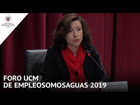 Foro UCM De Empleo Somosaguas 2019