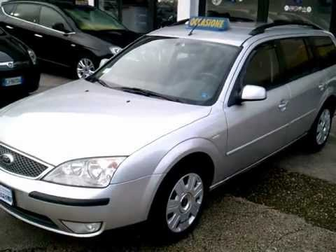 ford mondeo 20 td di sw ghia 115cv youtube. Black Bedroom Furniture Sets. Home Design Ideas