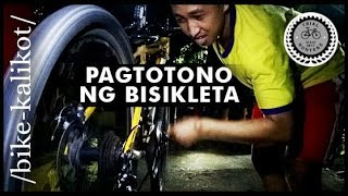 Paano Magtono ng Bisikleta? | Bike Kalikot