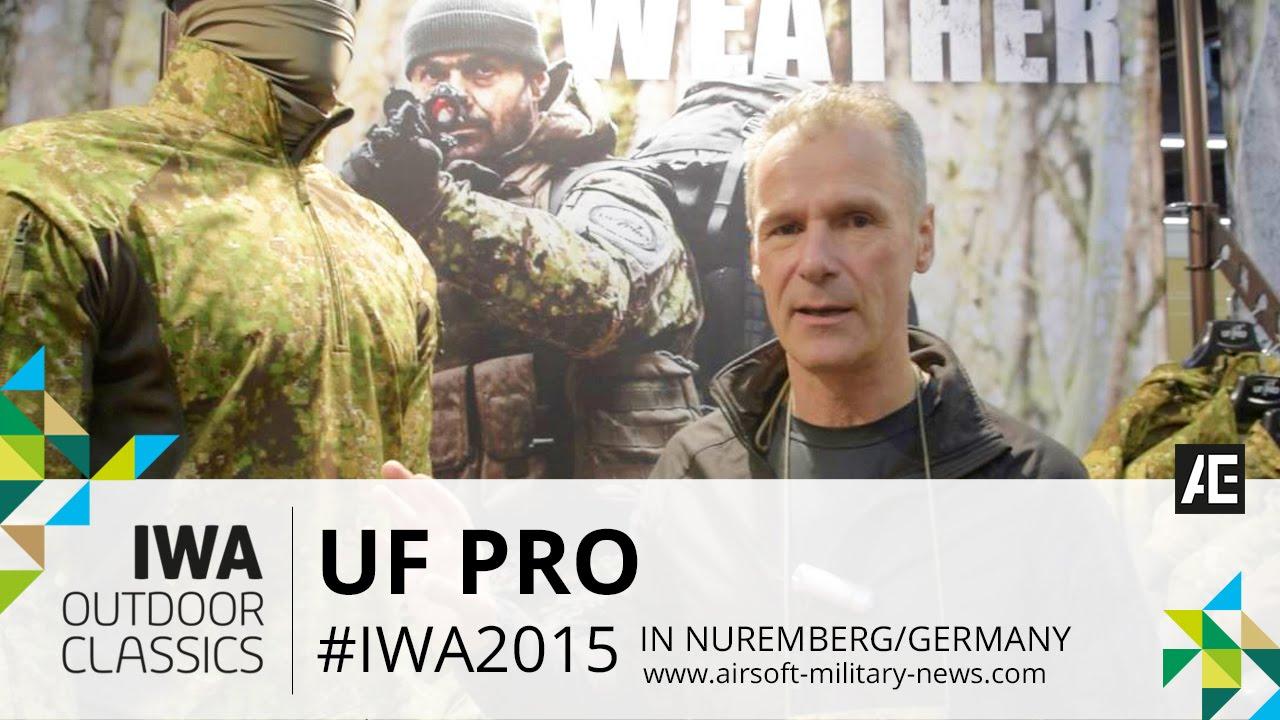 Iwa 2015 Uf Pro Hunter Sweater Striker Ht Pants And More Youtube