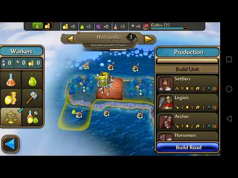 Civilization Revolution 2 V.1.4.4 Cracked Apk