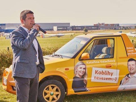 ČSSD zahájila volební kampaň v Mladé Boleslavi