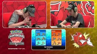 2018 Pokémon North America International Championships: VG Masters Top 8, Match B thumbnail