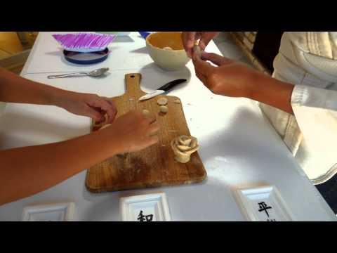 Vídeo aula - Artesanato com argila caseira