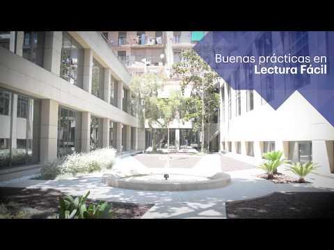 Ver en youtube el video Proyecto Lectura Fácil