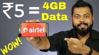 Airtel has announced slew of new plans in the hope to compete against Reliance Jio who now have over 120 million subscribers in less than a year. The new Airtel plans start from Rs. 5 and go all the way to Rs. 399 and most of the plans are very similar to what Jio is offering. Will you subscribe to these new plans or will you stick to Jio   If you like the video please make sure you like it, and if you have not subscribed, please do so right away! ****************************************************************  Airtel ne bahut sare naye plans launch kar diye hai kyunki unko Reliance Jio ke saath compete kar na hai. Jio ke ek saal ke kam samay mein 12 karod subscribers ho gaye hai. Ye jo Airtel ke naye plans hai voh 5 rupees se lekar 399 rupees tak ke hai. SAbhi plans Jio ke plans ke jaise hi hai. Kya aap Jio se Shift hokar Airtel mein jayenge?  आपको अगर कोई सवाल है तोह जरूर कमैंट्स में हमें बताईये - अगर वीडियो अच्छा लगा तोह लिखे और सब्सक्राइब जरूर कीजियेगा    Video Highlights ********************************