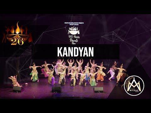 KCL Charity Diwali Show 2018 - Kandyan [Official 4K]
