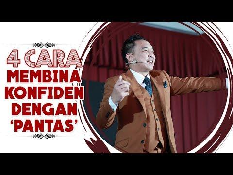 4 Cara Membina 'Confident' Dengan PANTAS!