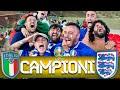 � CAMPIONI!!! 🇮🇹 ITALIA 4-3 INGHILTERRA ������� (d.c.r.) | LIVE REACTION WEMBLEY HD