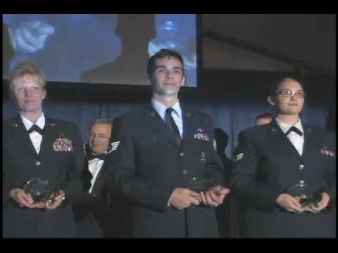 2011 Outstanding Airmen of the Year Winners