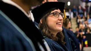 University of Maine Graduate Commencement Ceremony