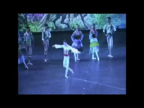 "Taras Domitro ""Don Quixote""  Ballet Nacional de Cuba"