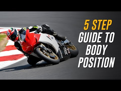 Motorcycle Body Position: 5 Steps to a Solid Body Position Setup