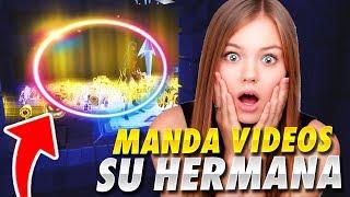 Le SCAMEO y me manda videos de SU HERMANA  -Fortnite Scameando a Scamers