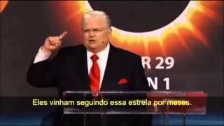 As 4  luas Sangrentas   pregação John Hage