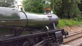 Locomotive 9351 2-6-0 Crowcombe Heathfield (WSR)