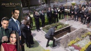 Por Amar Sin Ley 2 - Capítulo 36: El funeral de Alejandra - Televisa
