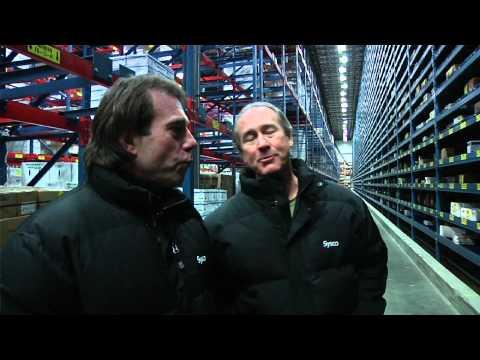 Sysco's Organic Warehouse