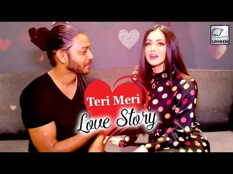 Melvin Louis And Sana Khan's Untold LOVE STORY   Exclusive Interview