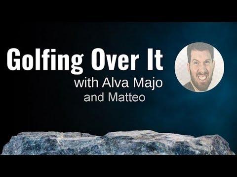 Golfing Over It #01 mit Matteo