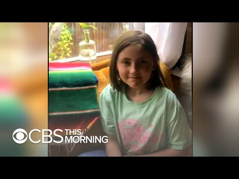 8-year-old Texas Girl, Whose Kidnapping Was Caught On Video, Found