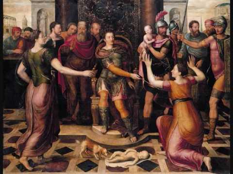 Handel - Overture to the oratorio Solomon