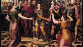 handel overture to the oratorio solomon