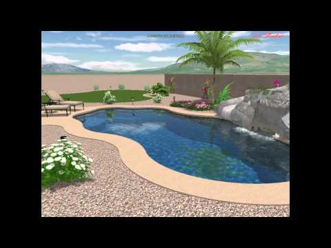 Chandler Pool and Spa Services AZ | Fisher - New Shasta Pool Design | Call Us (602) 532-3800