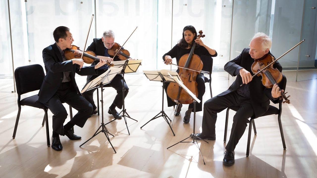 Juilliard String Quartet - Crescendi Artists