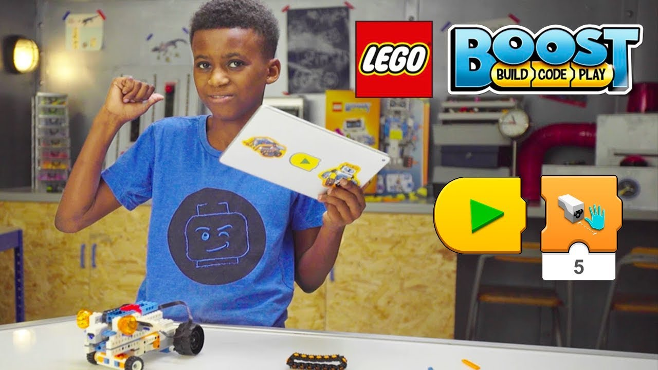 LEGO Boost Tips And Tricks with Callum! Easy Building Programming  Instructions & Coding for Kids