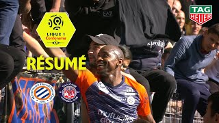 Montpellier Hérault SC - Toulouse FC ( 2-1 ) - Résumé - (MHSC - TFC) / 2018-19