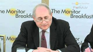 "Carl Levin: Tax fairness ""front and center"" with voters in"