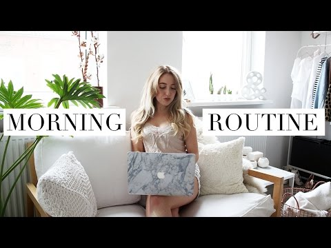 My Morning Routine For Law School/University