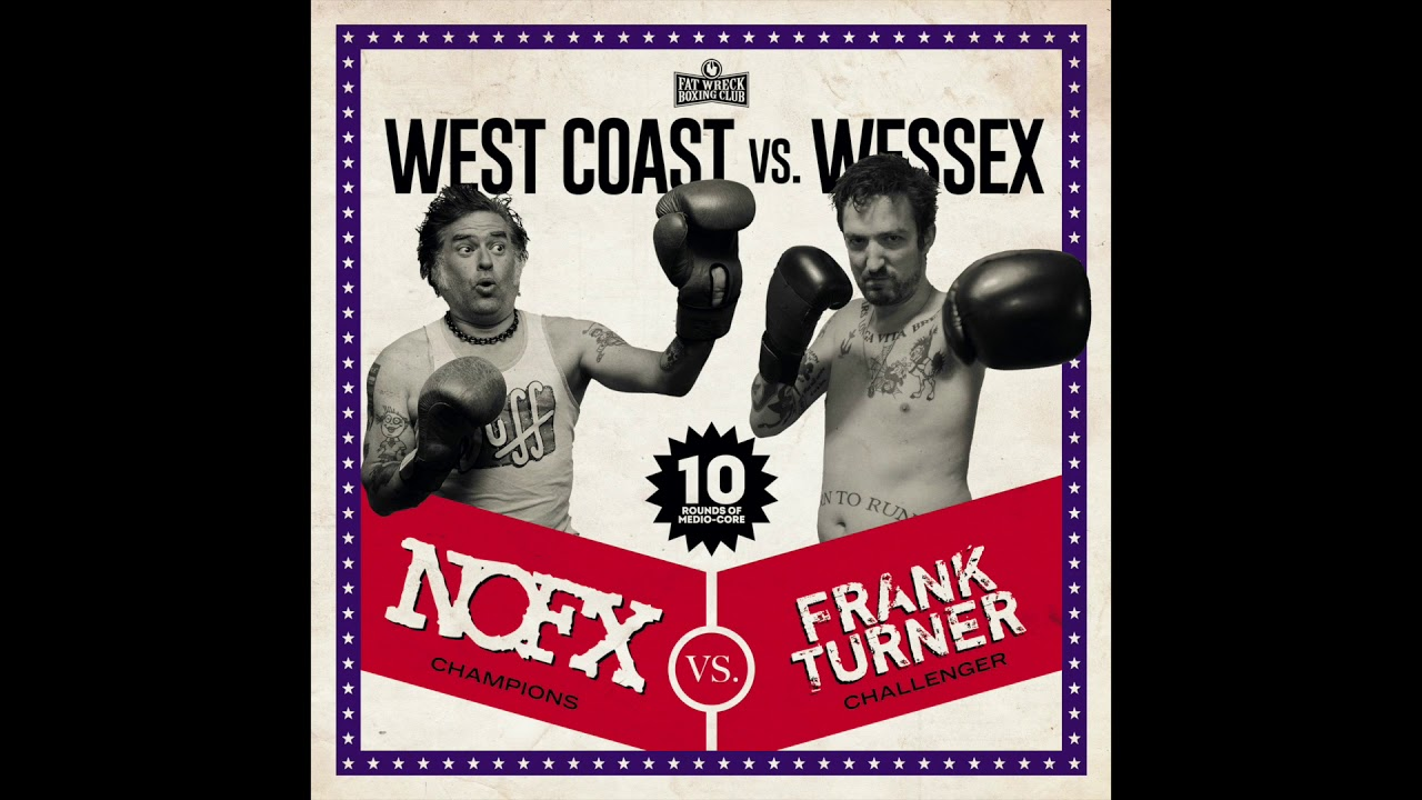 NOFX - Ballad of Me and My Friends (Frank Turner Cover) Official Audio