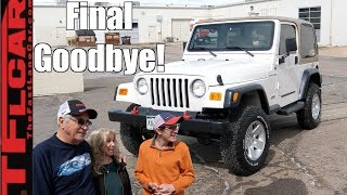 Sold! Here's How MUCH the TFL Cheap Jeep Finally Sold For And Who Bought It