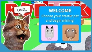 New Pet Simulator (Roblox Pet Mining Simulator)