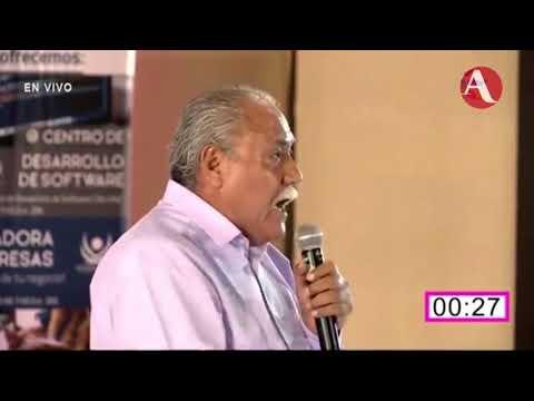 Así debatió Cuauhtémoc Blanco con sus contrincantes en Morelos