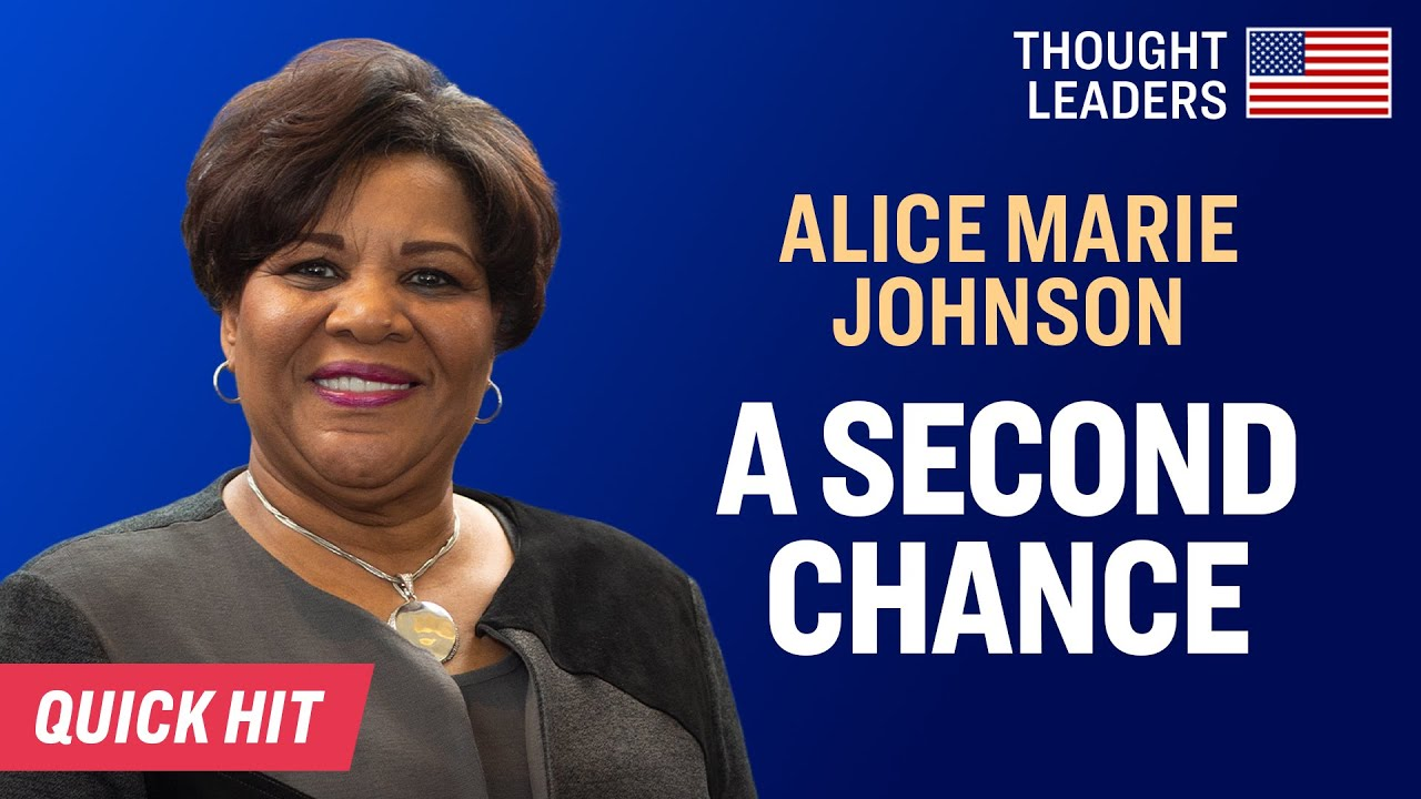 Grace, Hope & Second Chances: Alice Johnson Celebrates Freedom After 22 Years in Prison [CPAC 20