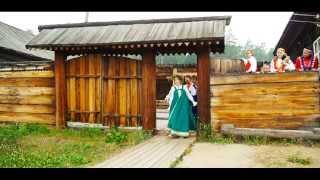 видео Сценарий свадьбы в Русском стиле