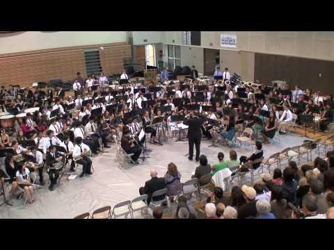 West Area Festival - Bert Lynn Middle School pt 2 ...