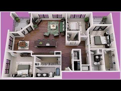 Small House Plans With 2 Master Suites