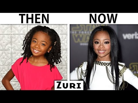 Disney Channel Stars ★ Then and Now 2016 (FAMOUS DISNEY STARS)