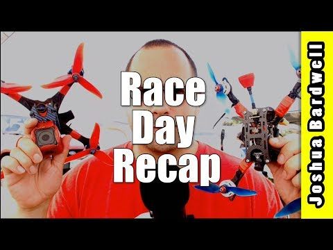 "RACE DAY RECAP | Leggero 5"" and Emax 2306/2750kv"