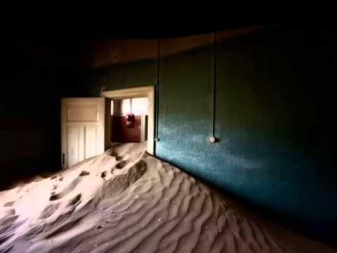 Kolmanskop in the Namib Desert - YouTube