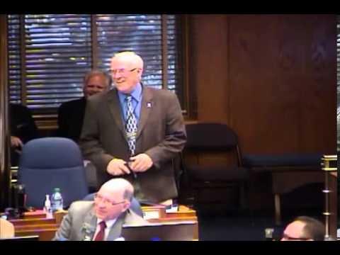 Rep. Glassheim: I'm Happy To Give You Pleasure
