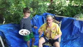 Principal's Log 4.15 -Distance Learning Hooray Lucky Spin Reward #2 - Mr. Jett Get Pied in the Face!