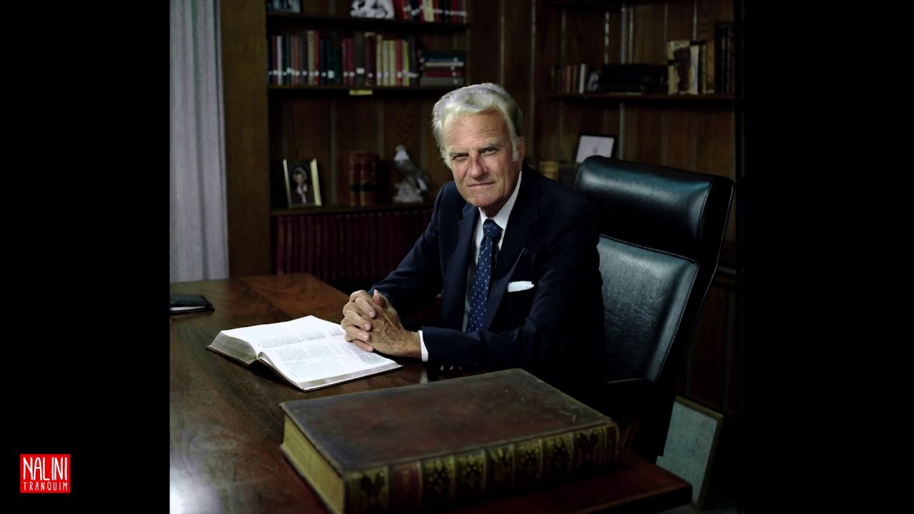 Billy Graham Just get up out of your Seat