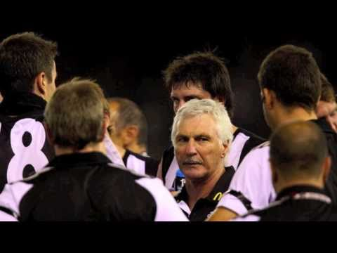 Collingwood Theme Song with Classic Photos